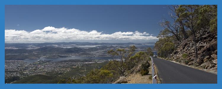 tasmania east coast drive